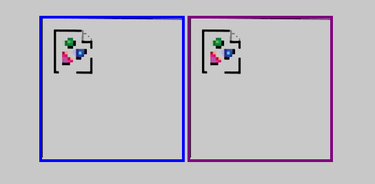 Detailed replica of most websites in 1995