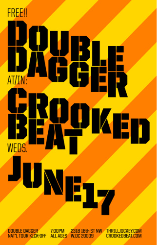Double Dagger poster