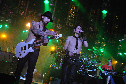 Jane's Addiction photo by lagosf